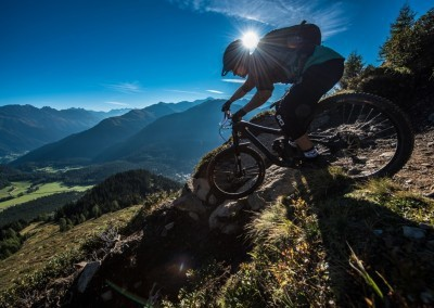 Mountainbiken Sport-Lodge Klosters