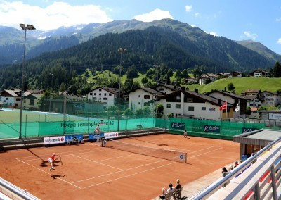 Tennis Klosters