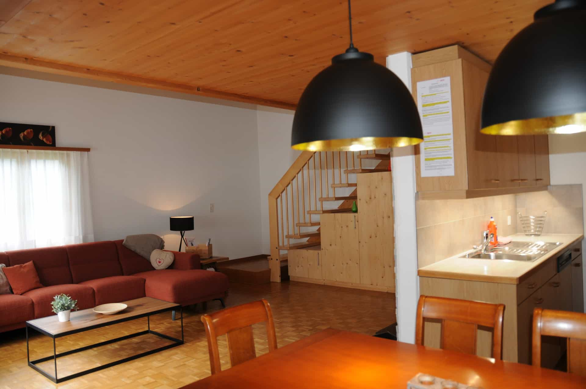Familienappartment Sport-Lodge Klosters