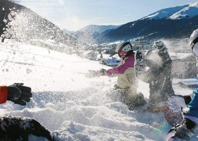 Familien Skihotel