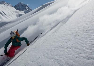 Skiurlaub Kloters