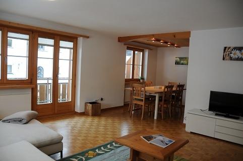 Apartment 3 Wohnzimmer